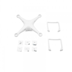 For DJI Phantom 3 Pro/Adv/4K Full Set Body Shell With Landing Gear