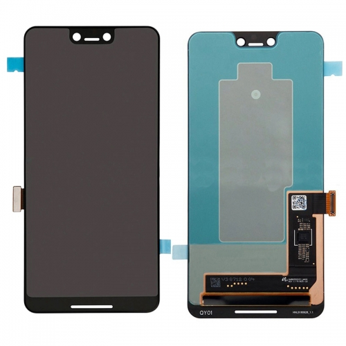 For Google Pixel 3 XL Display LCD Touch Screen Digitizer Assembly Black