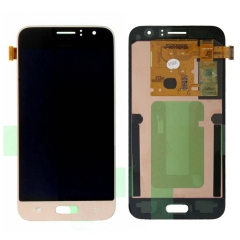 For Samsung Express 3 J120A S120V LCD Screen Touch Digitizer Assmebly Original Gold