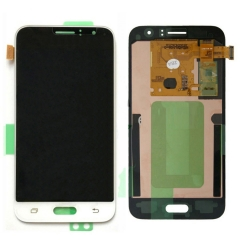 For Samsung Express 3 J120A S120V LCD Screen Touch Digitizer Assmebly Original White