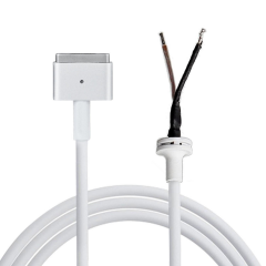 Original New Repair Cord Cable T Plug For Macbook Pro Air Magsafe 2 Adapter 45W 60W 85W