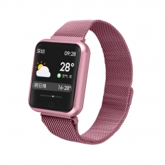 IP68 Smart Watch P68 Fitness Bracelet Activity Tracker Heart Rate Monitor Blood Pressure Watch