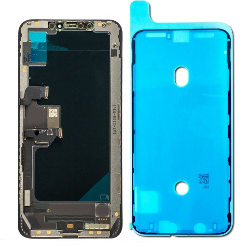 For iPhone XS Max LCD Screen and Digitizer Assembly with Frame Replacement - Black - Original New