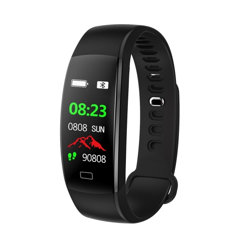 For Android IOS Smart Fitness Bracelet Blood Pressure Heart Rate Monitor Wristband Smart Band  Men Smart Watch