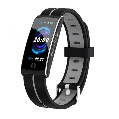 IP68 Waterproof Smart Watch F10C Fitness Bracelet Heart Rate Monitor Blood Pressure Activity Tracker Pedometer Men Women Watch