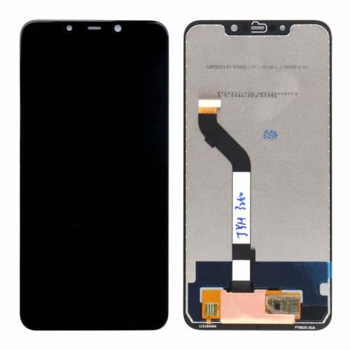For Xiaomi Pocophone F1 LCD Screen Display Touch Assembly Black