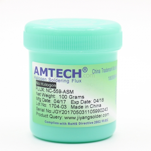 AMTECH 100g NC-559-ASM Flux Paste Lead-free Solder Paste Solder Flux