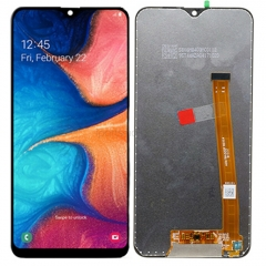 For Samsung Galaxy A20e A202 A202F A202DS LCD Display Touch Screen Assembly Black