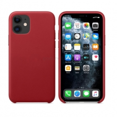 For iPhone 11 Pro Max Original Smart Case Ultra-Thin Leather Cover For iPhone 2019 Pro Skin Protective Cases Shell