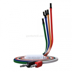 Qianli MEGA-IDEA  IOS Android Regulated DC Power Supply Current Boot Up Test Cable for Huawei XiaoMi OPPO Vivo Samsung