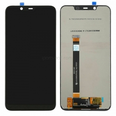 For Nokia 8.1 X7 2018 TA-1119 LCD Display Touch Digitizer Screen Replacement Black