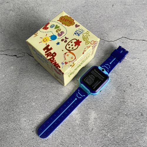 Q12 Smart Phone Watch for Children Waterproof Sport Smart Bracelet