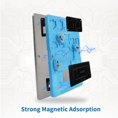 SS-601N Mainboard Tin Planting Platform For iPhone 11 Pro Max Tin Planting Fixture Magnetic Double-sided Maintenance Tool