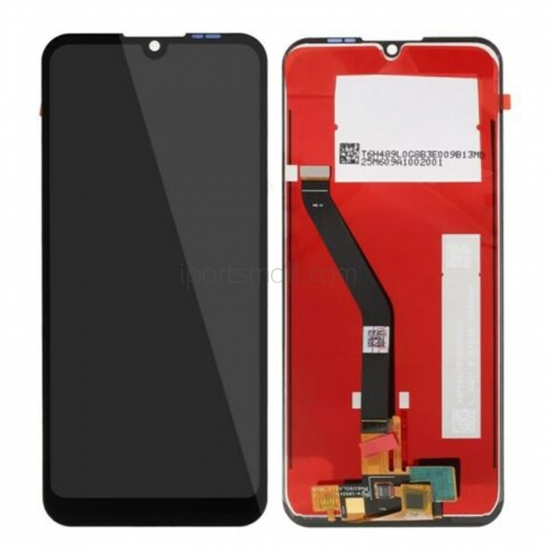 For Huawei Y6 2019 / Y6 Pro 2019 / Y6 Prime 2019 LCD Display Touch Screen Digitizer Assembly Black