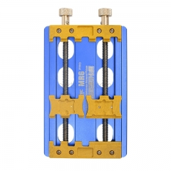 MECHANIC MR6 PRO Universal PCB Holder Motherboard Repair Multifunctional Dual Bearing Fixture IC Chip Remove Glue Clamp