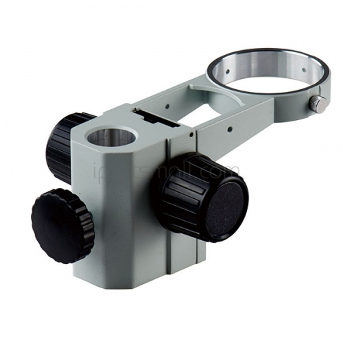 76mm dia Stereo Microscope Focus Arm Holder Bracket With 25mm Hole