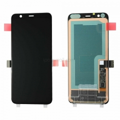 For Google Pixel 4 LCD Display Touch Screen Assembly Replacement Black