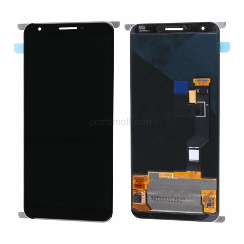 For Google Pixel 3A XL G020C G020A LCD Display Touch Screen Assembly Black