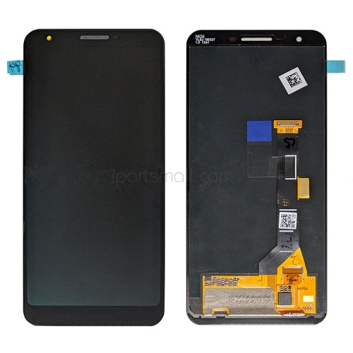 For Google Pixel 3A G020A G020E LCD Display Touch Screen Assembly Black