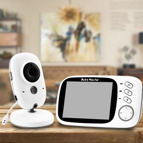 VB603 Wireless Video Color Baby Monitor Surveillance Security Camera Babysitter