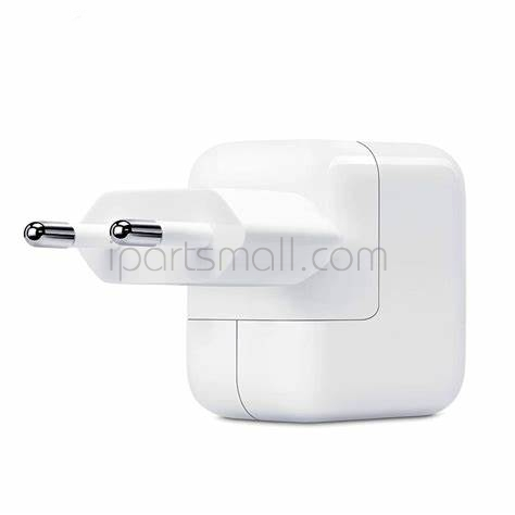 Original New 12W iPad Charger EU Plug USB Power Adapter With Retail Box
