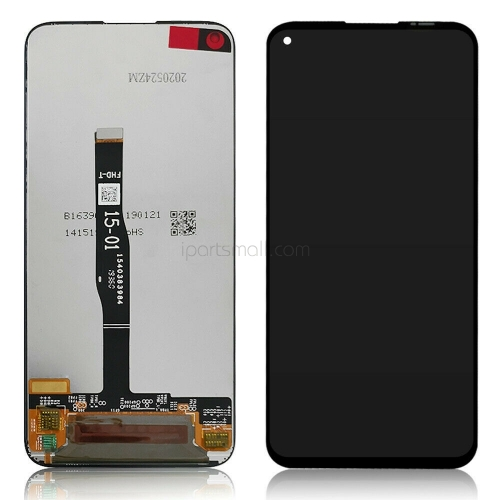 For Huawei P40 Lite Nova 6SE LCD Screen Display Assembly Black Original
