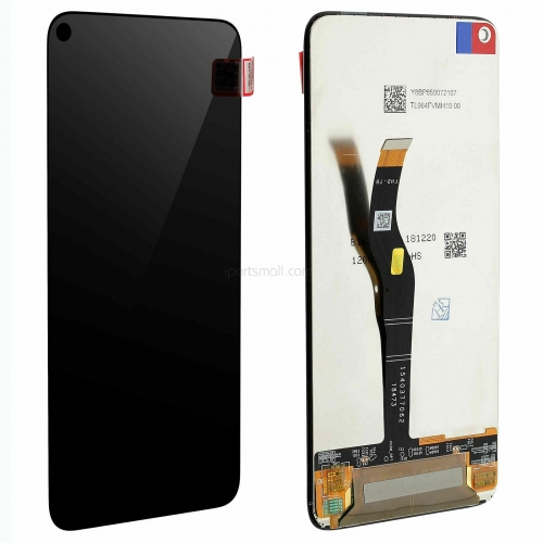 For Huawei Nova 5T Honor 20 LCD Screen Display Assembly Black