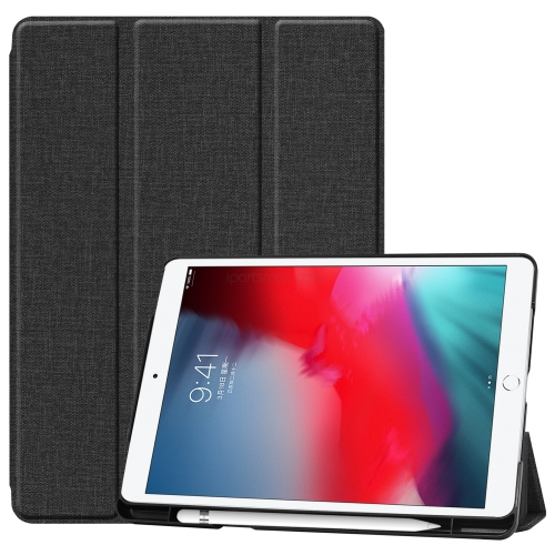 For iPad 10.2 10.5 Pro 11 Air 3 12.9 Leather Smart Magnetic Auto Sleep/Wake Cover Stand Case