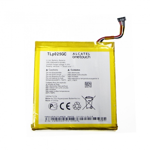 For Alcatel TLP025GC Battery Replacement