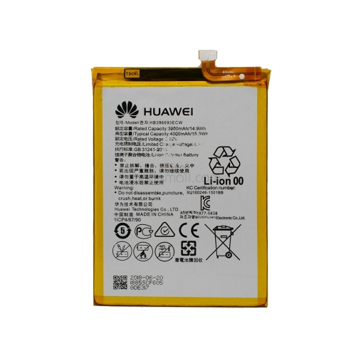 For Huawei Mate 8 Battery HB396693ECW Replacement