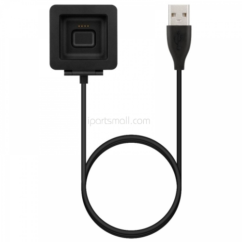 For Fitbit Blaze USB Charger Cable Black
