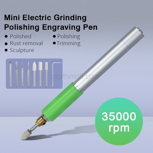 Multifunction Electric Rechargeable Engraving Pen For Mobile Phone Repair