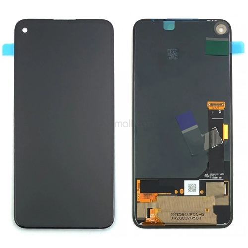 For Google Pixel 4A OLED Display LCD Touch Screen Assembly Black Original