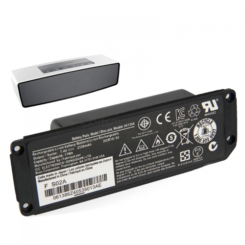Replacement Battery 061384 063404 061385 061386 063287 For BOSE SoundLink Mini I One Bluetooth Speaker
