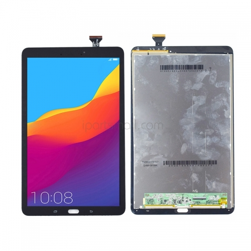 For Samsung Galaxy Tab E 9.6 SM-T560 T560 SM-T561 LCD Display Touch Screen Digitizer Assembly Black White
