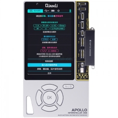 Qianli APOLLO ONE 6 in 1 Multifunctional Reading Writing Battery Chip Detected Photosensitive Original Color Data Repair Tester