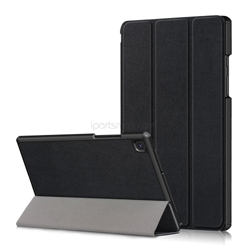 For Samsung Galaxy Tab A7 10.4 T500 T505 Tablet Folding Stand Cover Case Black