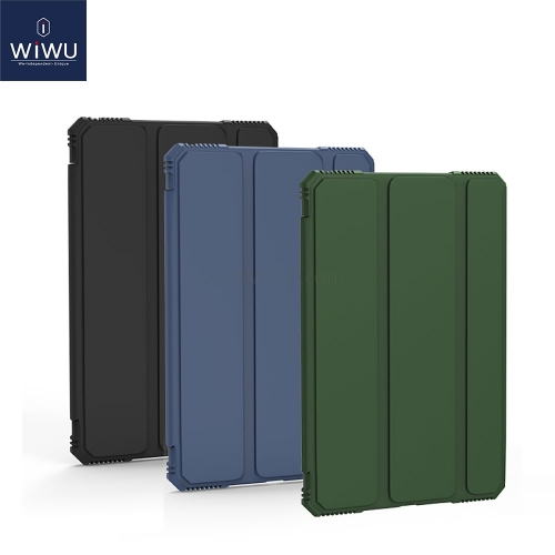 WiWU Protective Case for iPad Rugged Case Full Rubber Cover Protection